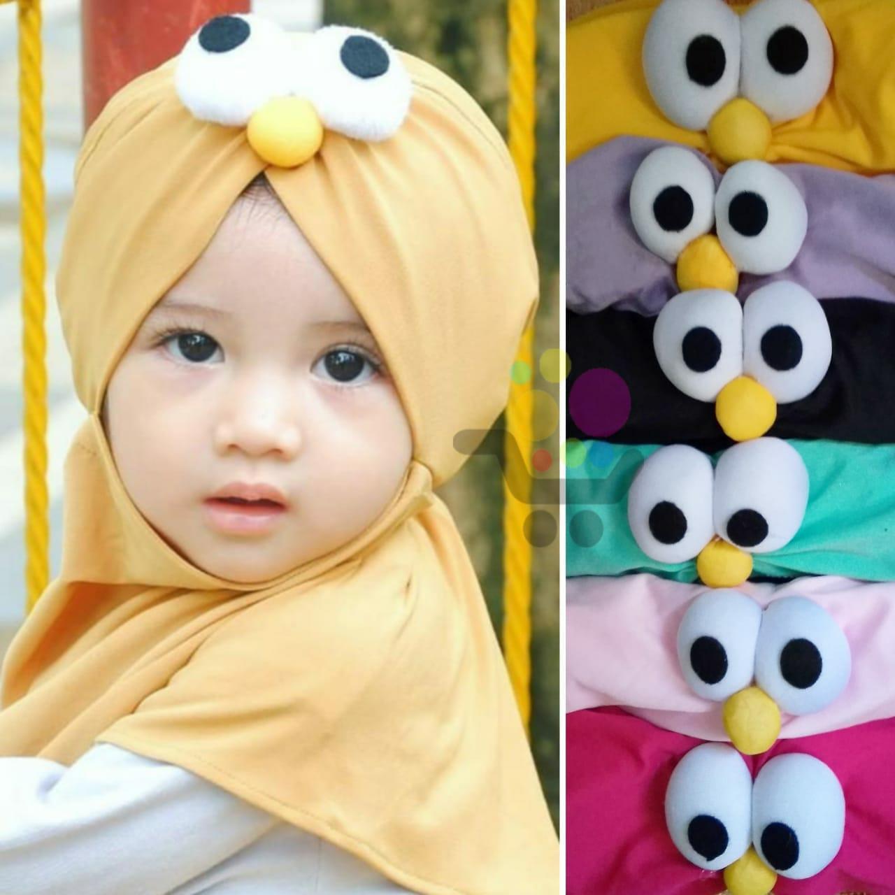 ... Kerudung Anak beli 3 kodi 11500 /pcs beda model / Jilbab Anak Bayi murah ...