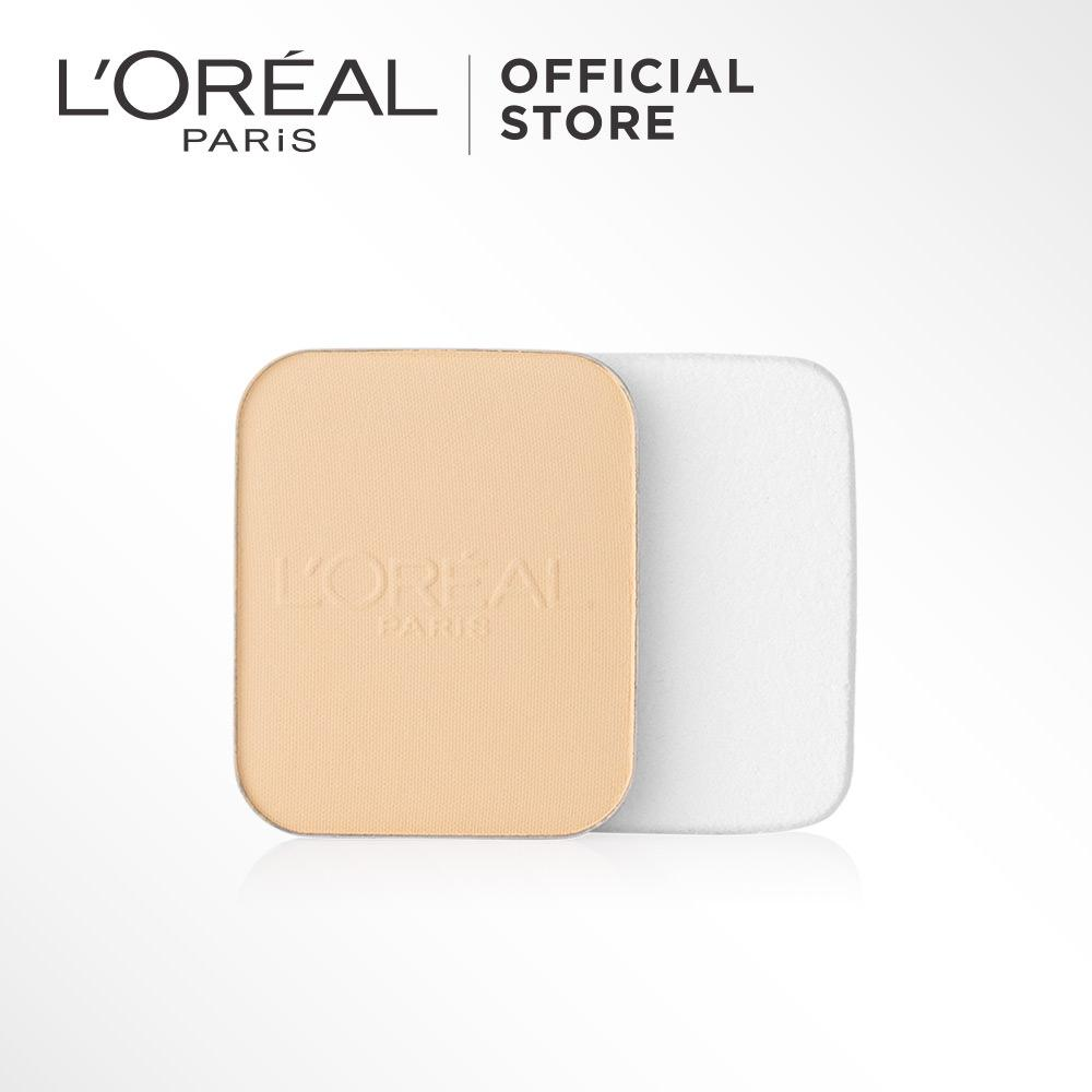Spesifikasi L Oreal Paris Mat Magique All In One Refill Compact Powder N1 N*D* Ivory 6 5 G L Oreal Paris Terbaru