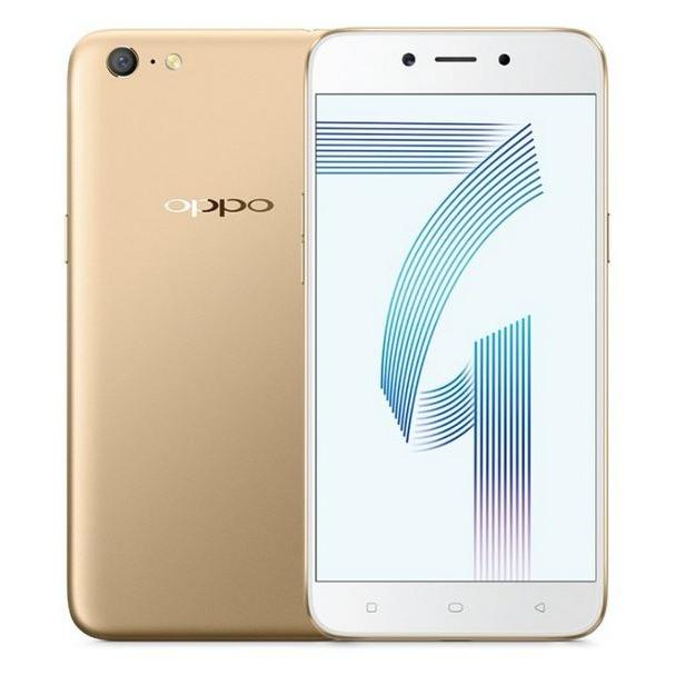 OPPO A71 New (2018) 3Gb/32Gb Free ScreenGuard