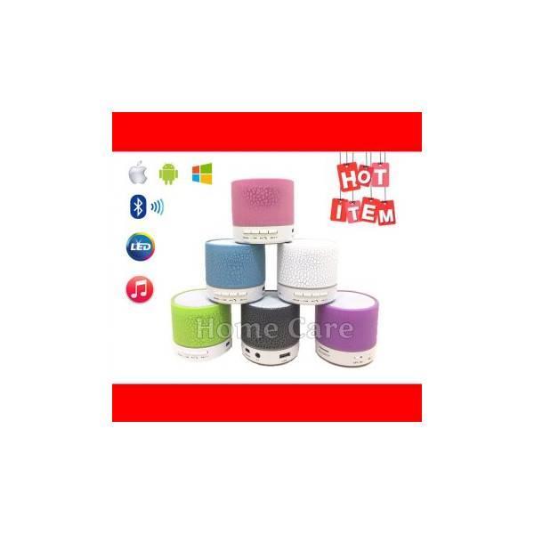 Termurah LED Mini Portable Wireless Bluetooth Speaker Outdoor USB Music Sound Play Musik U8 U9 U10