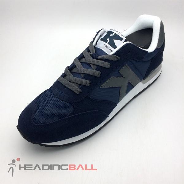 Fitur Sepatu Running Lari Kelme Original Charles Navy 46818 107 Bnib