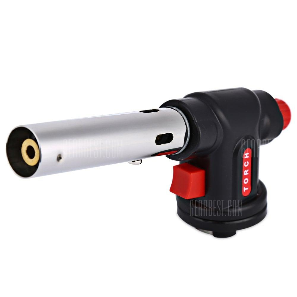 WS-504 Gas Torch Auto Ignition Camping Welding Flame Thrower
