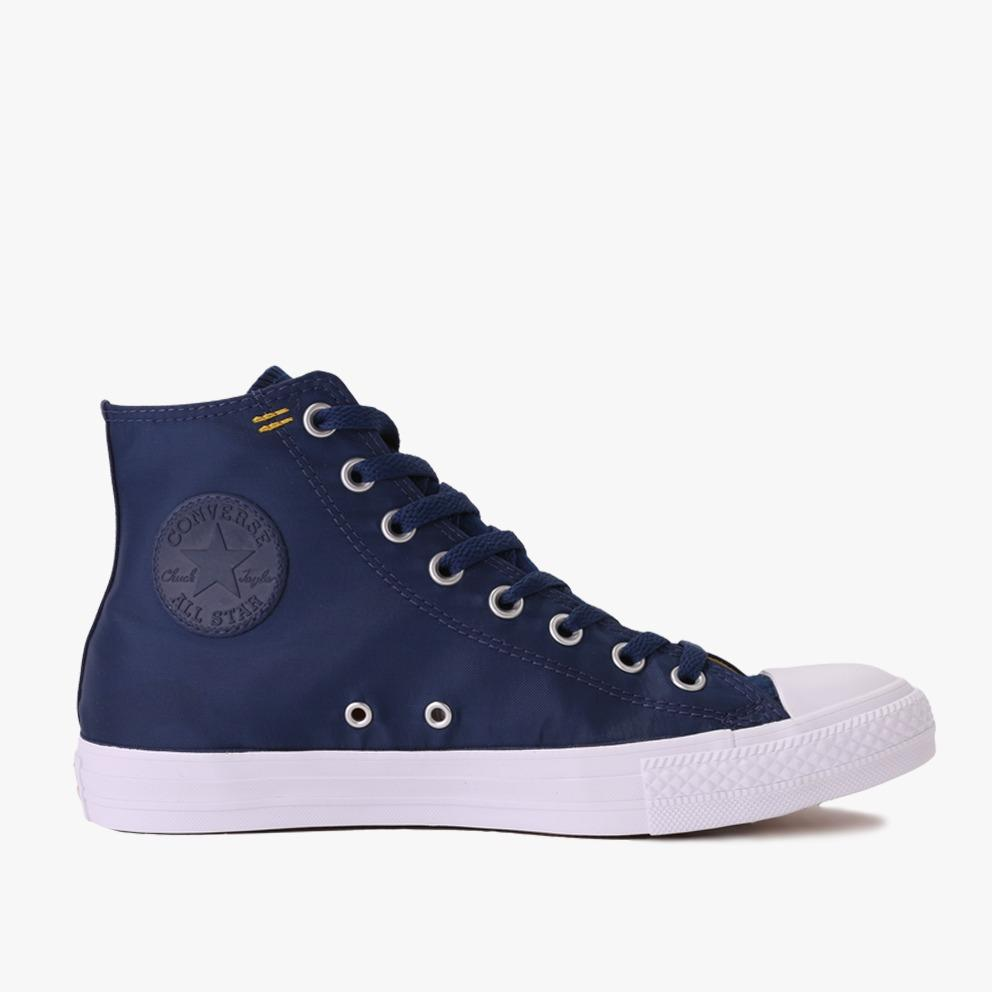 Converse Chuck Taylor All Star Hi Men's Sneakers Shoes - Biru Tua