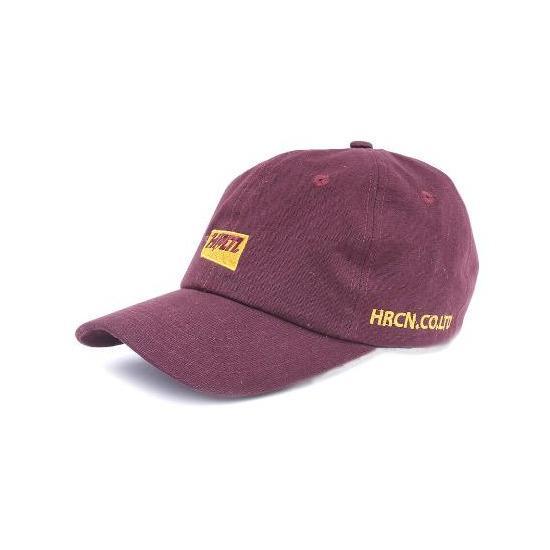 Topi Distro Unisex / Topi murah / Hat Unisex Yellow Sign - H 8078
