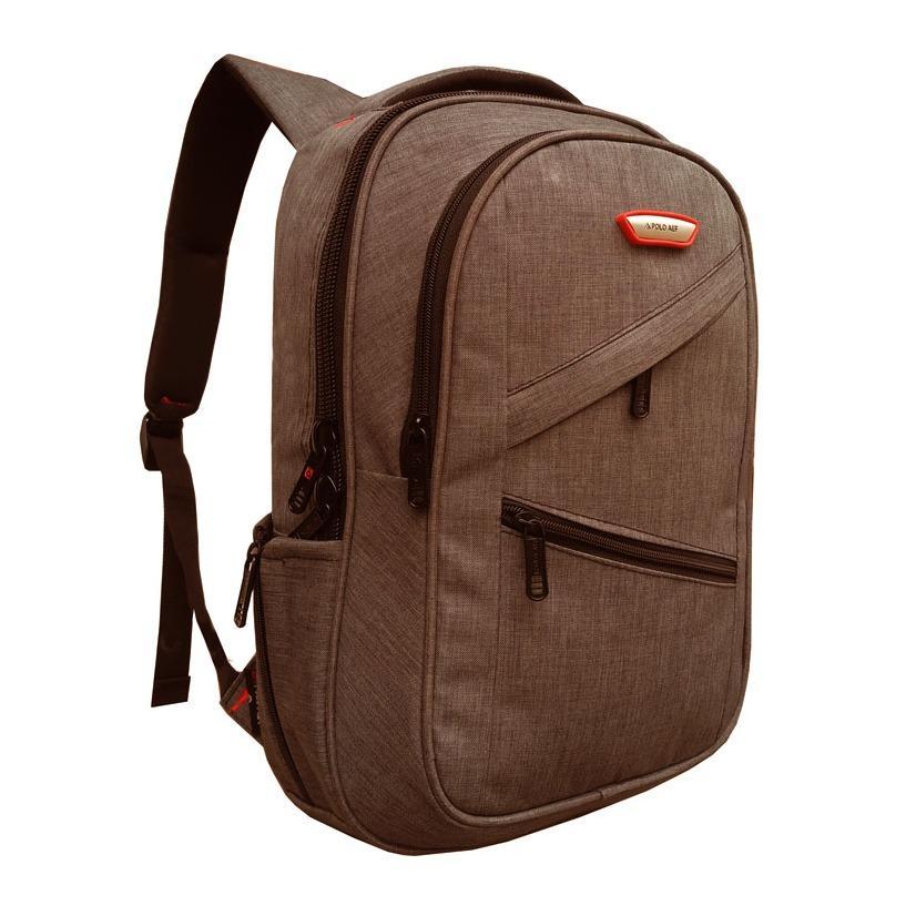 Spek Polo Alf Tas Ransel Laptop Tas Ransel Pria Wanita Backpack Up To 15 Inch Llc0028 Coffee Bonus Bag Cover Dki Jakarta
