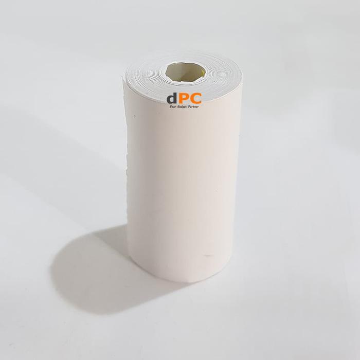 ... Thermal Paper 58 X 30 mm 10 Roll Kertas Struk Untuk ATM Printe - 3