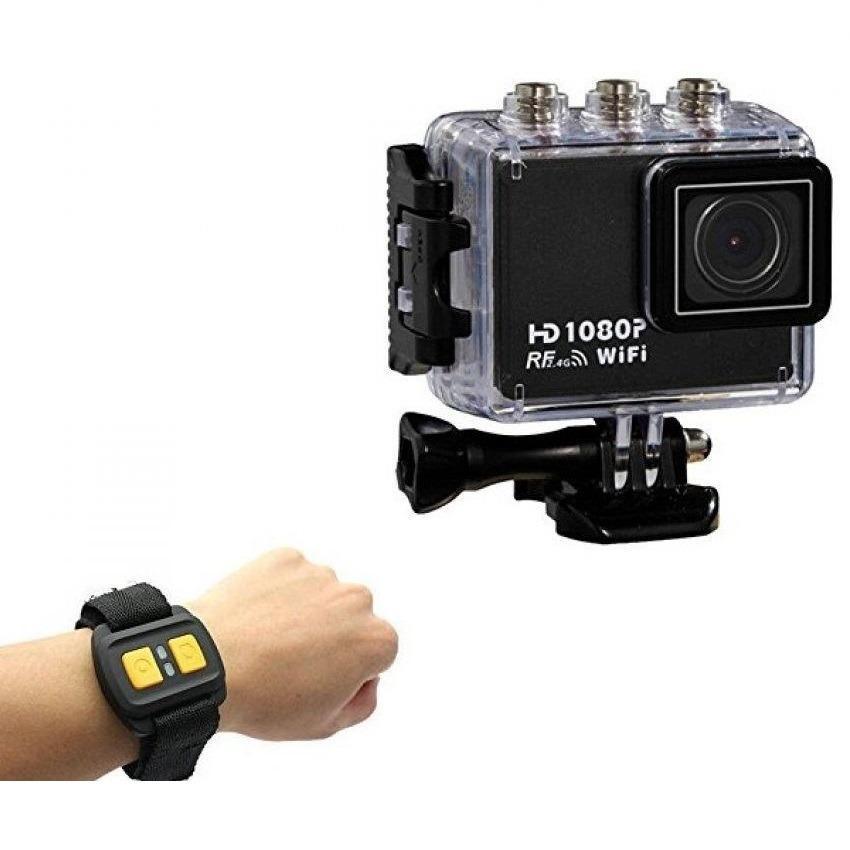 PROMO Action Camera Sport Camera HD DV 12MP 1080p (NON WIFI)