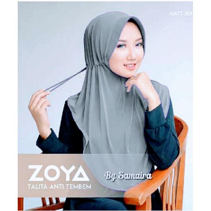 Hijab Instan Hijab Zoya Terbaru 2018