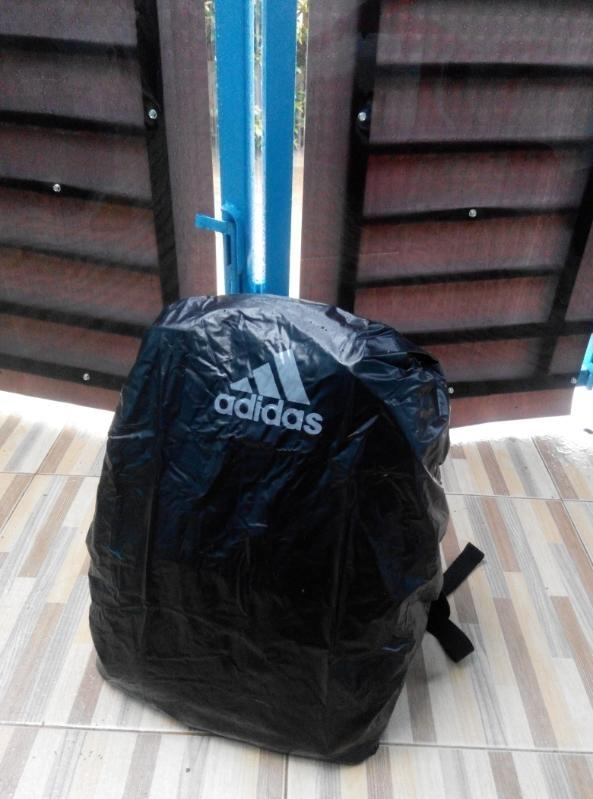 ... COVER BAG ADIDAS / RAIN COAT / WATERPROOF TAS / MANTEL JAS HUJAN TAS - 3 ...