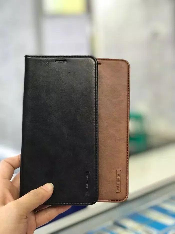 Fitur Wallet Flip Leather Case Casing For Samsung Galaxy S7 Edge Dan