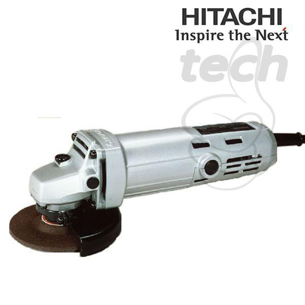 mesin gerinda tangan / angle grinder 4″ hitachi g10sb1 / g 10sb1