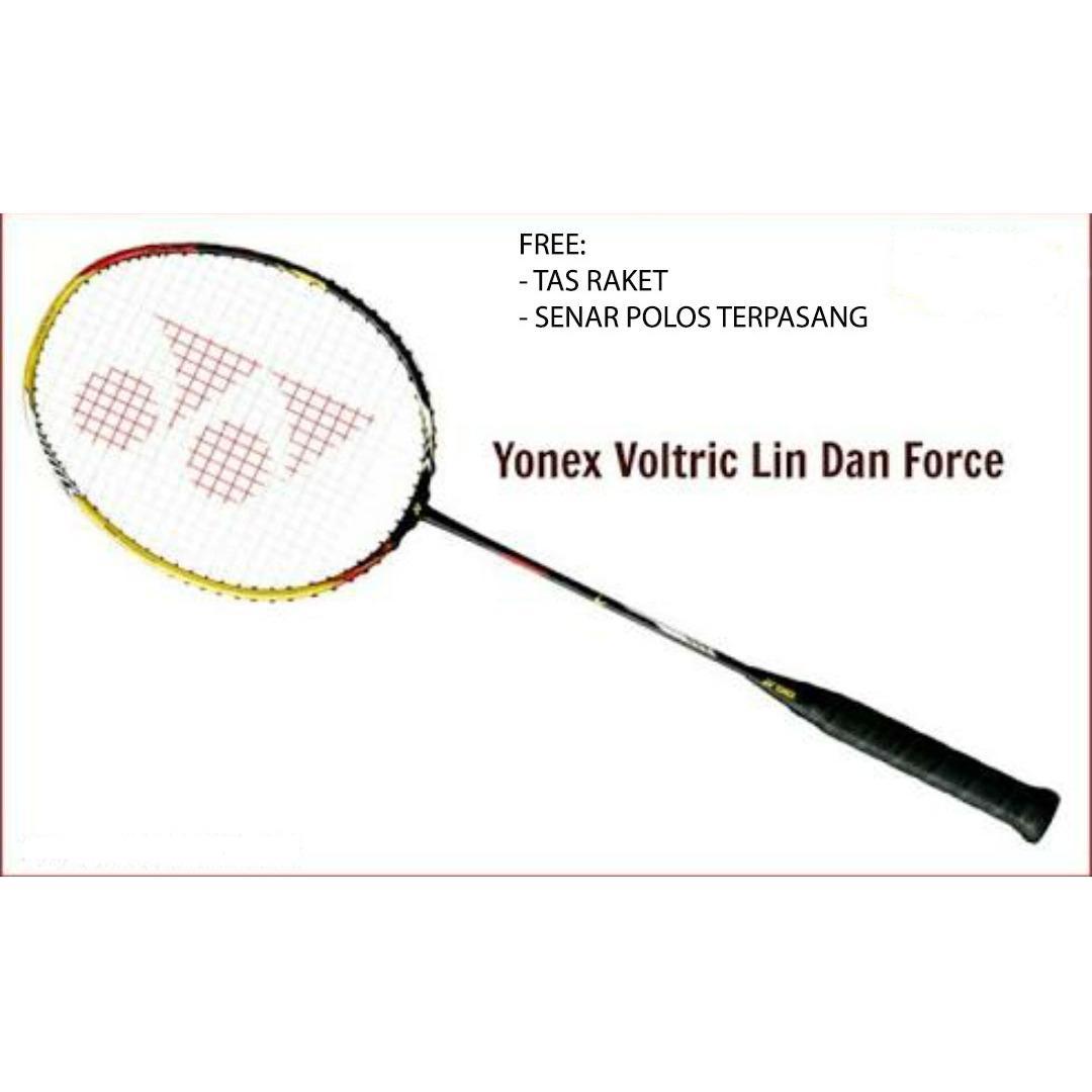 Features Raket Badminton Anak Morris Terbaru Bulutangkis Yonex Voltric Force