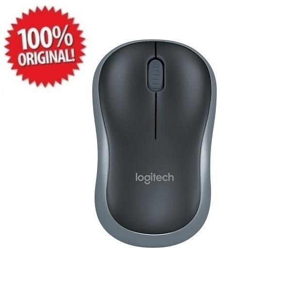 Daftar Harga Logitech Mouse Wireless M185 Swift Grey Logitech