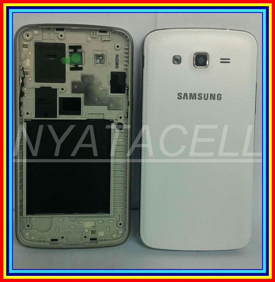 Casing Fullset Samsung Galaxy Grand 2 G7102 Original Housing Bezel - 2 ...