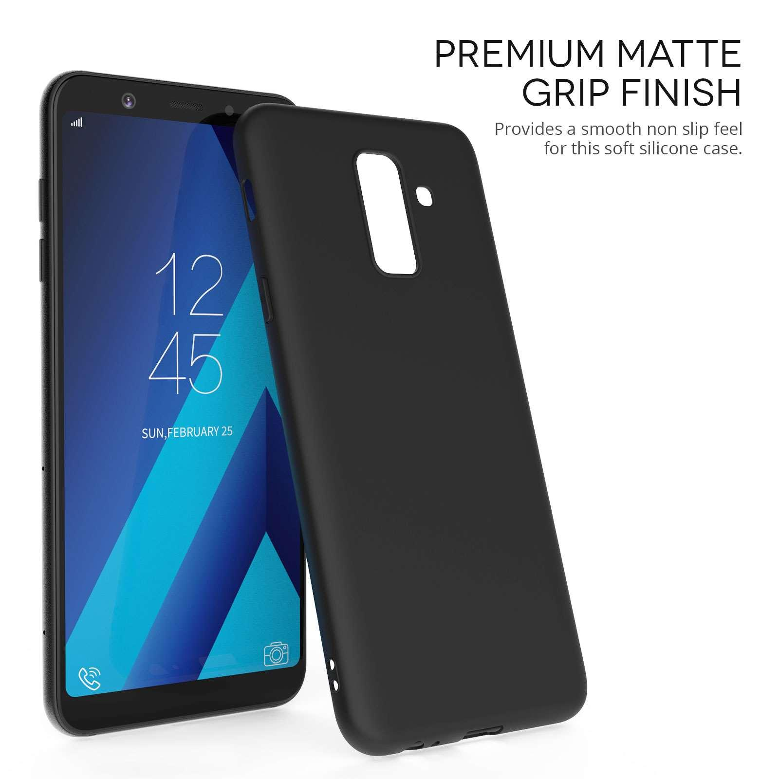 Kelebihan Caselova Ultraslim Black Matte Hybrid Case For Samsung Ovaltine Swiss Coklat Malt 1 Kg Import Reg Bpom Ri Galaxy A6 Plus 2018 Gratis