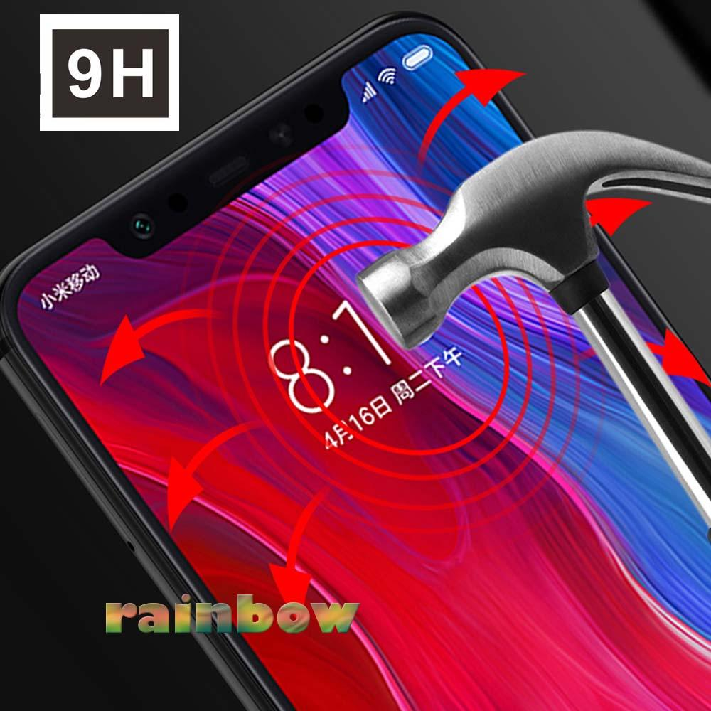 Detail Gambar Rainbow Tempered Glass Infinix Hot S3X X622 Full Screen Protector Infinix Hot S3X Temper