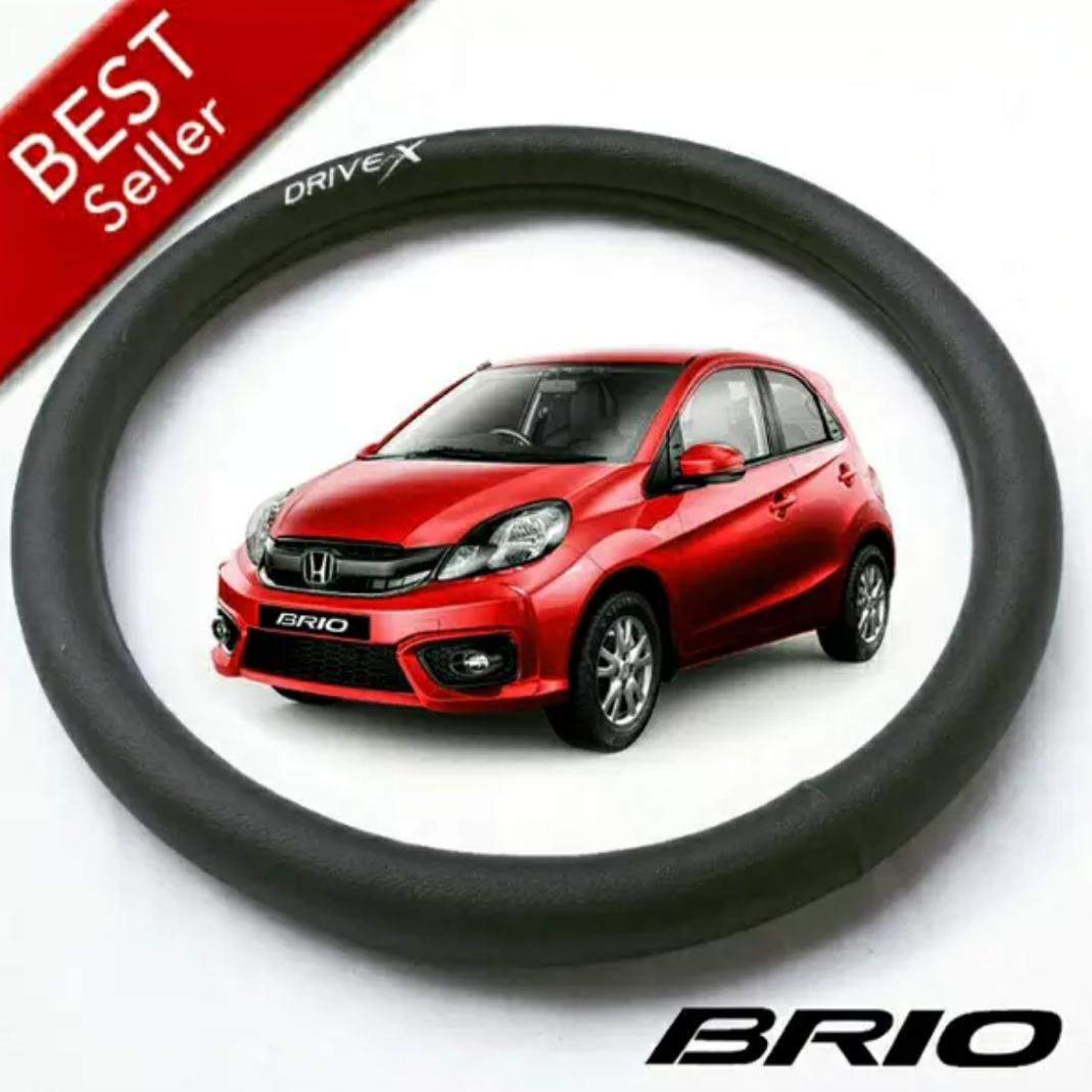 Autofriend Emblem Steering Wheel Honda Logo Setir Variasi Aksesoris Otomobil Antena Racing Hks Radio Mobil Ai Cover Sarung Stir Pelindung Brio Hitam Polos