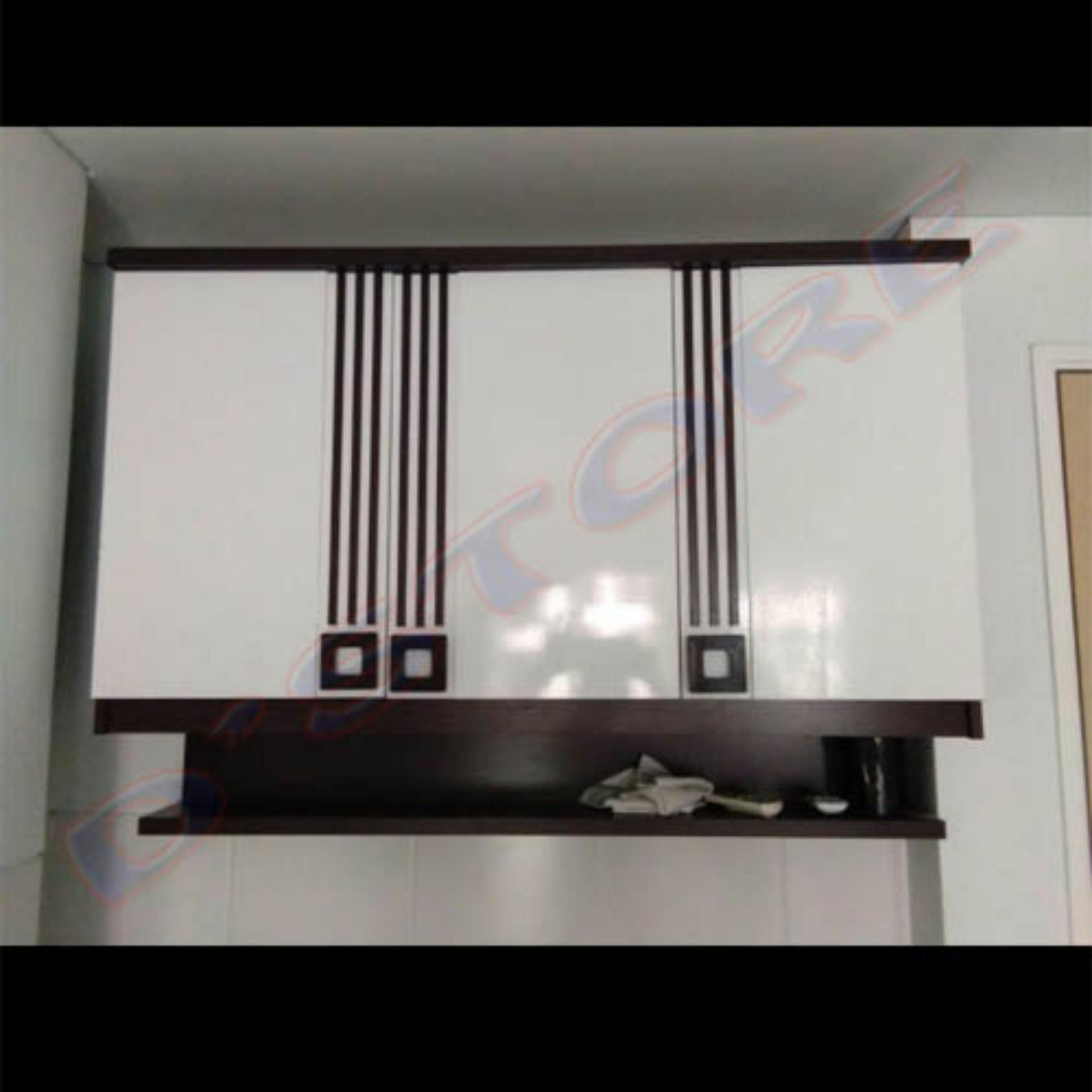 Kelebihan Lemari Gantung Kitchenset 5 Pintu Free Ongkir Dapur