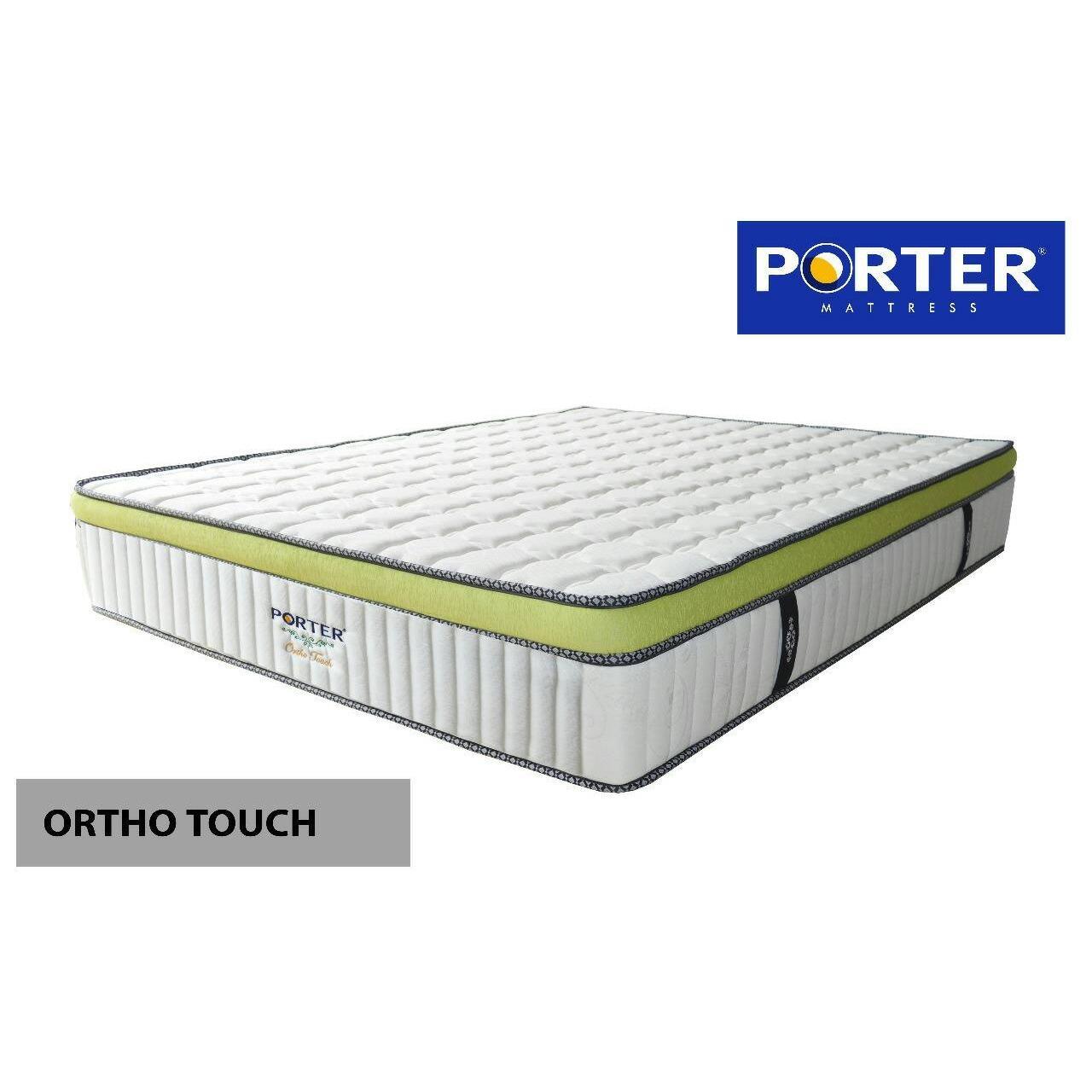 PORTER Spring Bed LATEX Ortho Touch Rebonded Mattress [JABODETABEK ONLY]