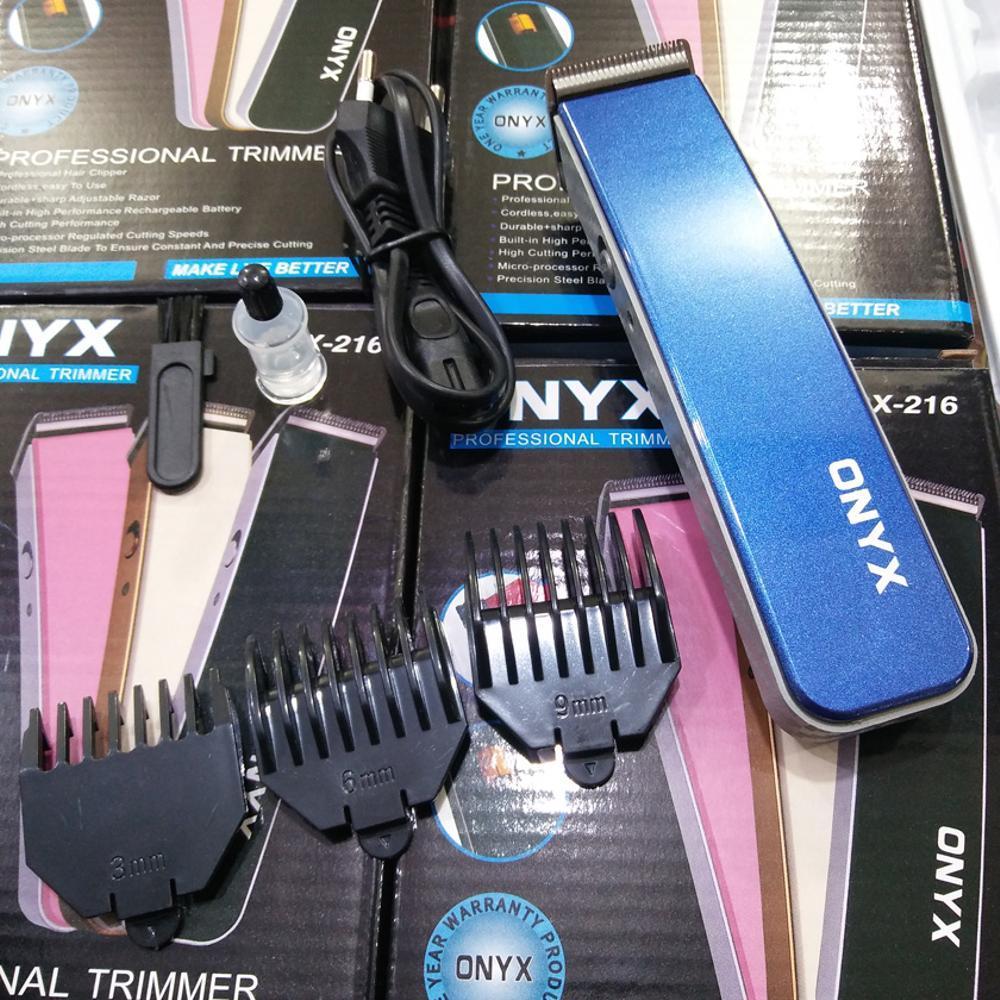 New Update Of Nova Alat Cukur Kumis Rambut Jenggot Portabel Hair Nhc 6138 Mudah Dibawa Onyx Professional Trimmer Set Rechargeable 5