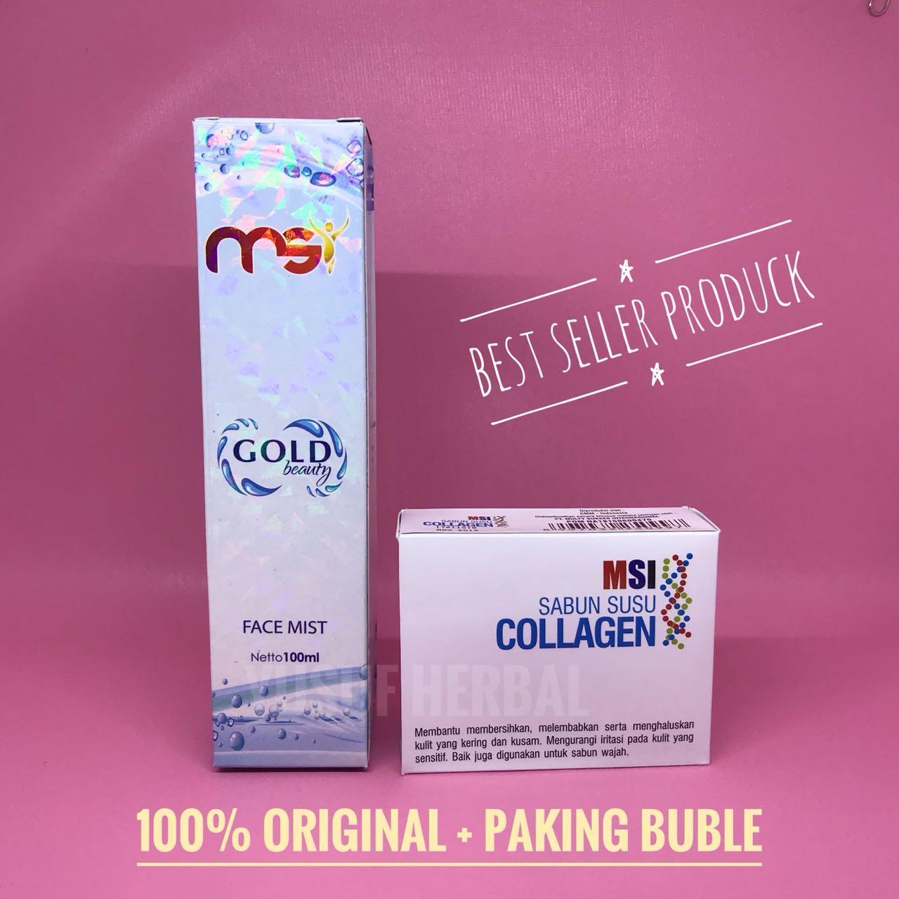 Kelebihan Promo Sale Kecantikan Perawatan Wajah Msi Silver Ion Bio Spray Perak Original Member Paket Face Mist Sabun Colagen Flek Hitam Dan Jerawat