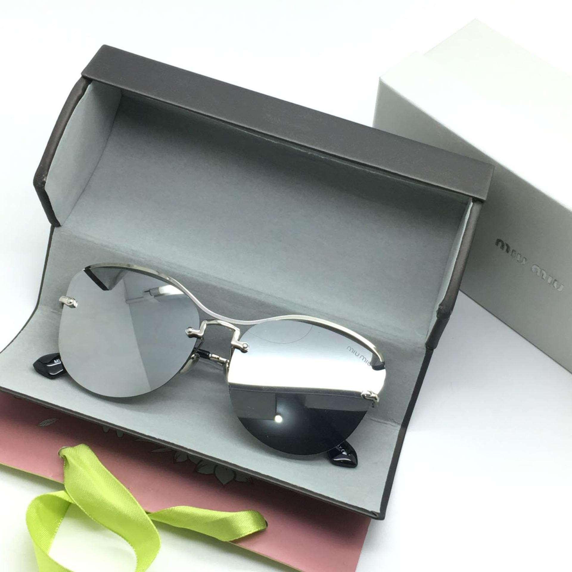 KACAMATA FASHION IMPORT WANITA SUNGLASSES MODEL CAT EYE MODERN TERBARU
