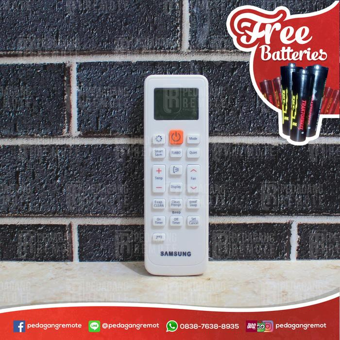 Grosir Remot - Remot/Remote Ac Samsung Kw Super Replika - ready stock