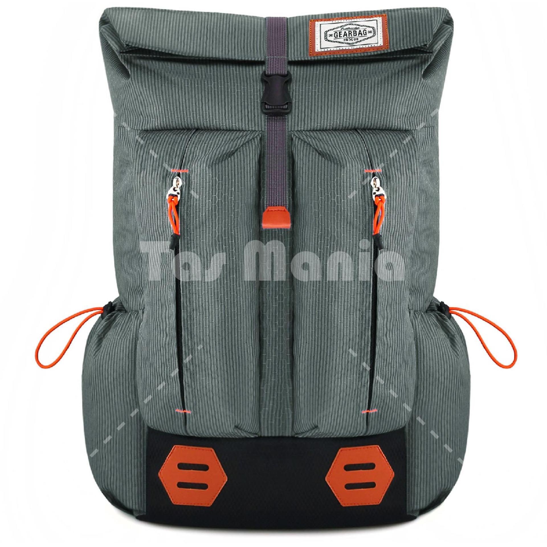Gear Bag Excalibur Mountaineering Backpack Coffee Zv 01 Dan Source · Gambar Produk Tas Ransel Gear