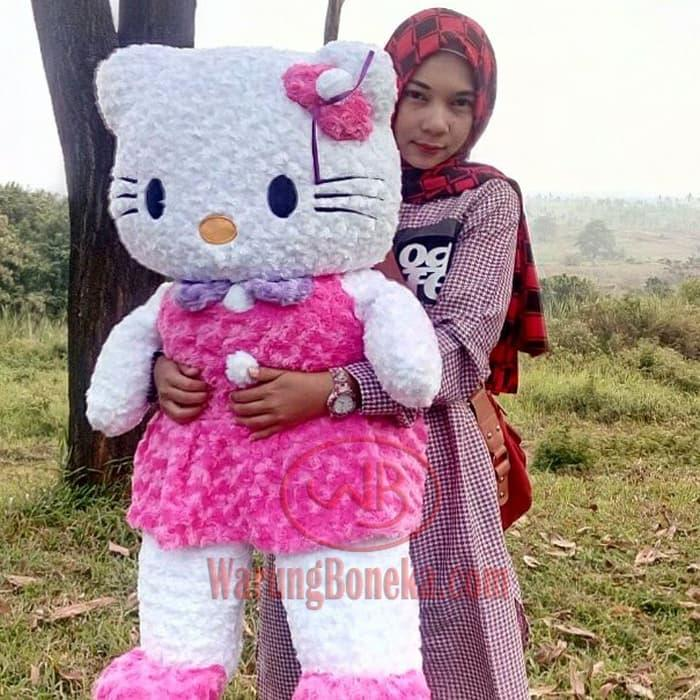 Boneka Hello Kitty Jumbo (Boneka SP 639)