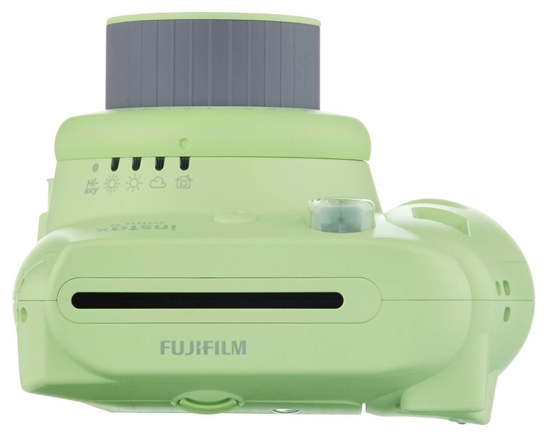 Fitur Fujifilm Instax Mini 9 Camera Jpckemang Garansi Resmi Dan 90 Neo Paper Twin Hitam 4