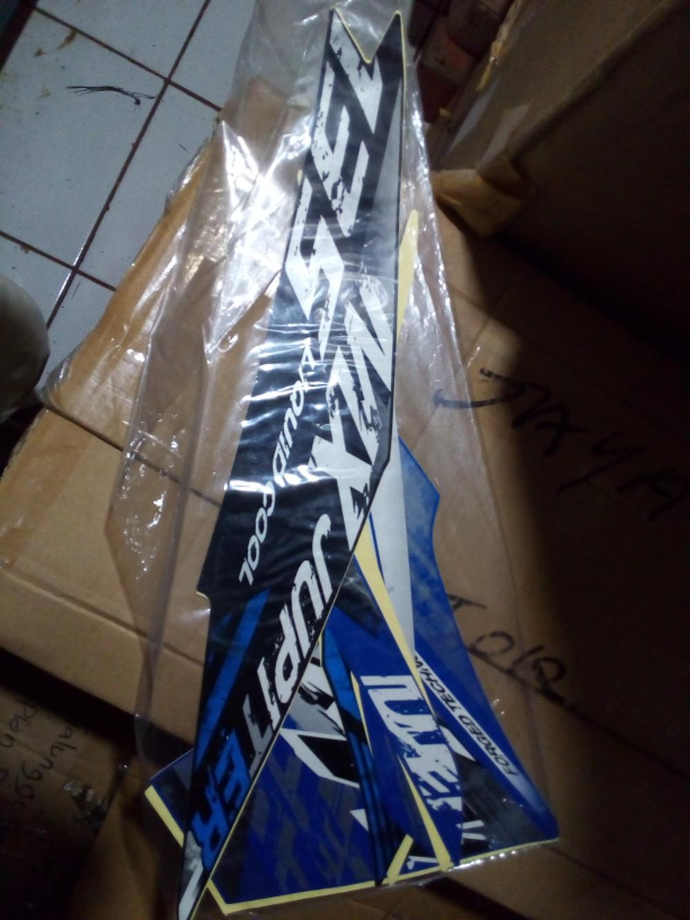 Striping sticker yamaha jupiter mx new semua warna