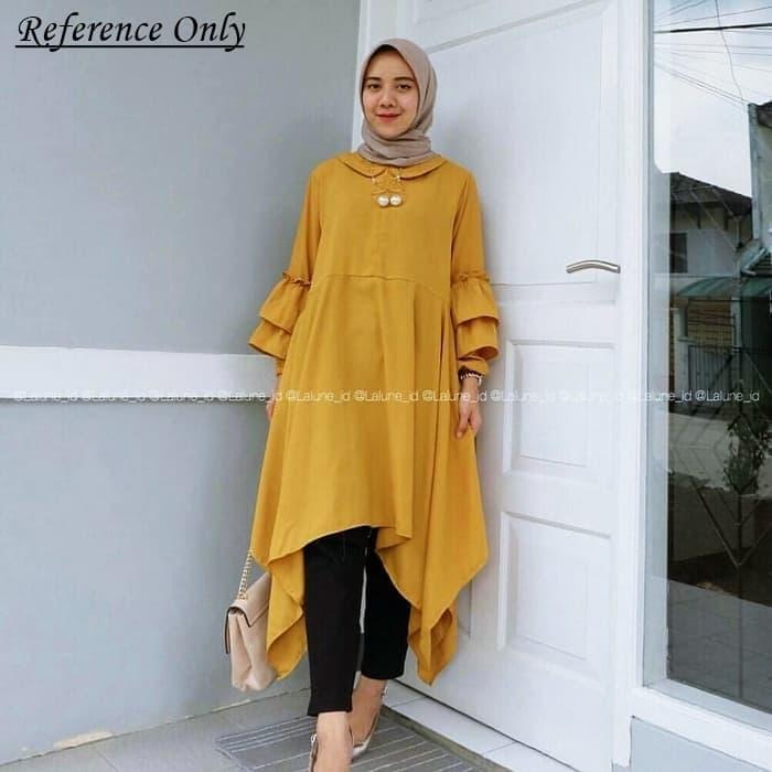 Wanita Clove Blouse Tunik Baju Muslim Blus Muslim Harga Spesifikasi. Source ·