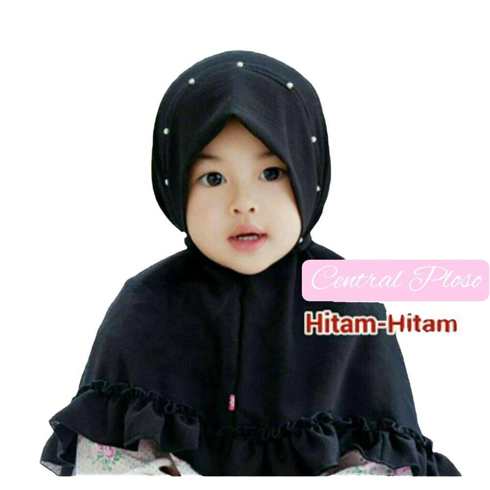 Central Ploso Hijab Instan / Hijab Anak / Jilbab Anak / Hijab Syari