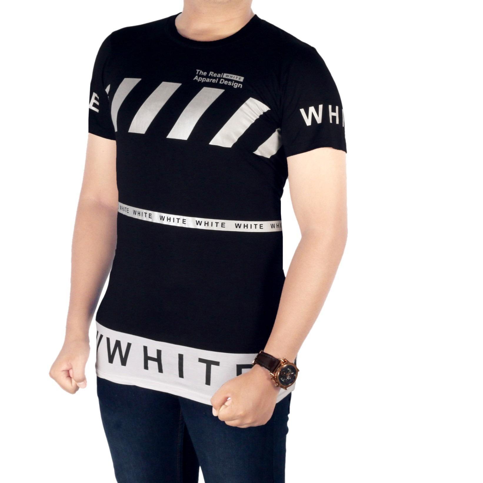 Toko Dgm Fashion1 Baju Kaos Lengan Pendek Distro Baju Kaos Cucian Pendek Baju Kaos Lengan Pendek Baju Kaos Bermotiv Baju Kaos Pria Baju Kaos Pria Baju Kaos Cucian Panjang Baju Kaos Bermotiv Pria Baju Kaos Nn 5504 Hitam Online Di Dki Jakarta