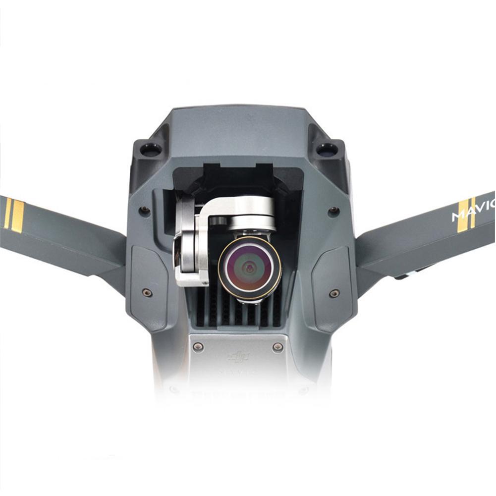 Detail Gambar MC UV CPL ND4 ND8 ND16 ND32 HD Tipis Filter Lensa Kamera untuk DJI