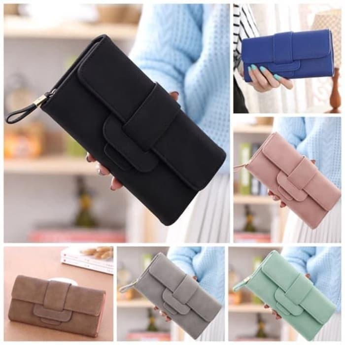 ... Dompet Panjang Simple Wanita MB008 - 5