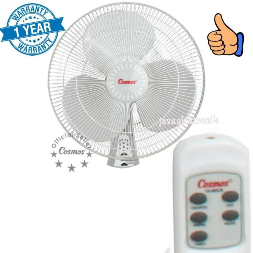 Cosmos REMOD 16-WFCR - Kipas Angin / Wall Fan with 16 inch garansi resmi