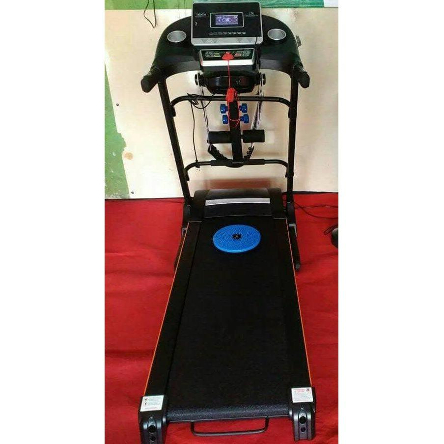 Free Ongkir Jabodetabek Jabar Jateng Jatim Total Fitness Official Tl Treadmill Manual 5008 Bisa Cod Detail Gambar Elektrik 5 Fungsi I Montana New Porduct
