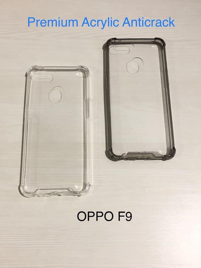 Fitur Samsung J5 2015 Anticrack Anti Crack Acrylic Case Premium