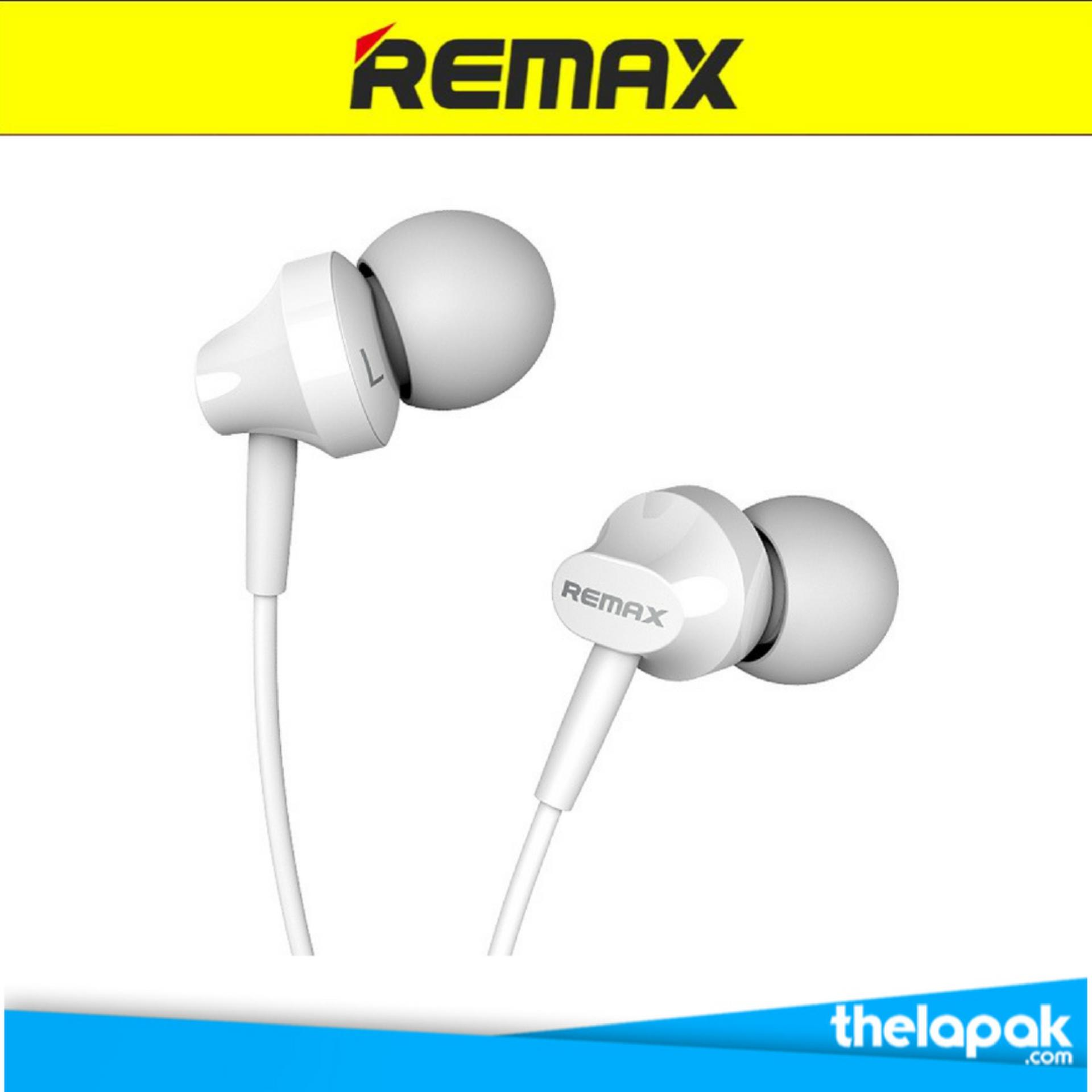 Harga Remax Earphone Headset Rm501 For Iphone Android Putih Murah