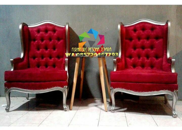 Sofa rumah & kantor set meja. PESONA JEPARA 62