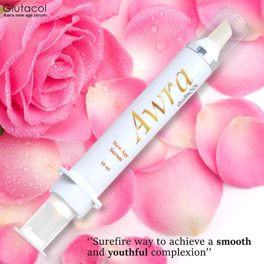Kelebihan Serum Awra Anti Penuaan Glutacol Original Bpom Bestseller Hanasui Acne New Age Wajah Botox Alternative By Ertos