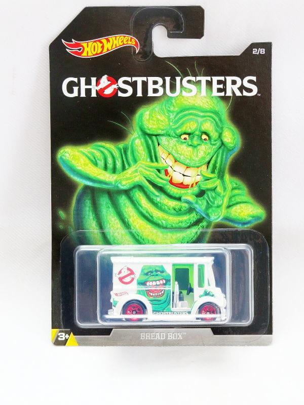 TERMURAH Mainan Anak Hot Wheels Ghostbusters Series - Bread Box Mainan Mobil Die-Cast