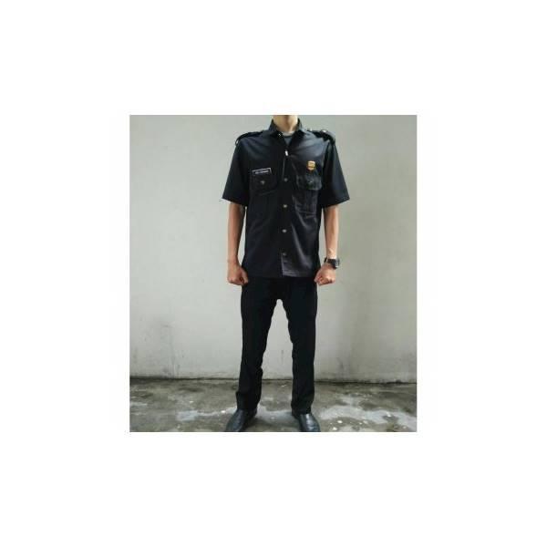Baju Security / Baju Setelan / Pakaian Safari / Baju Supir