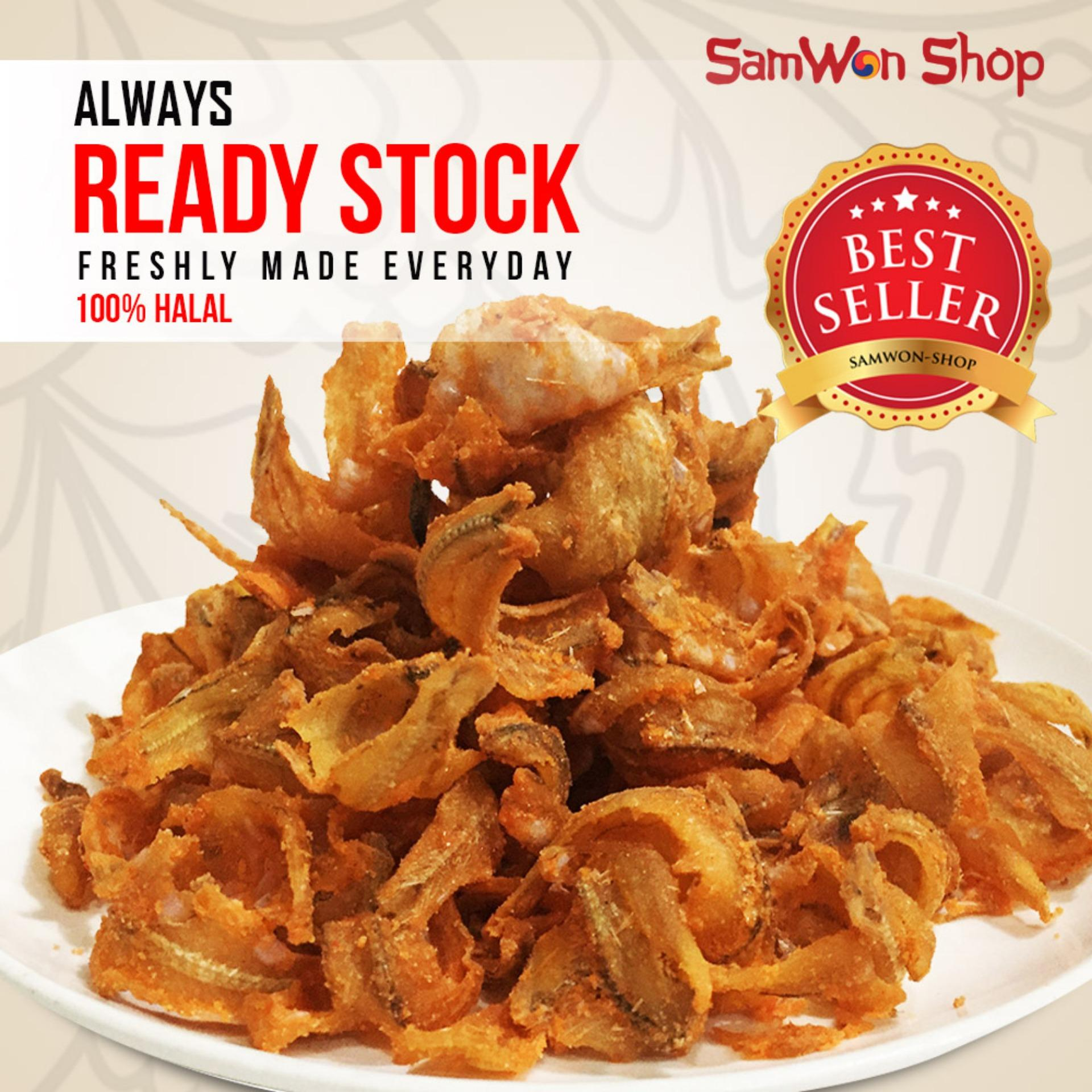 Kimchi Teri Busan Bbq 130 Gram Enak Lezat Bergizi Crispy And Crunchy