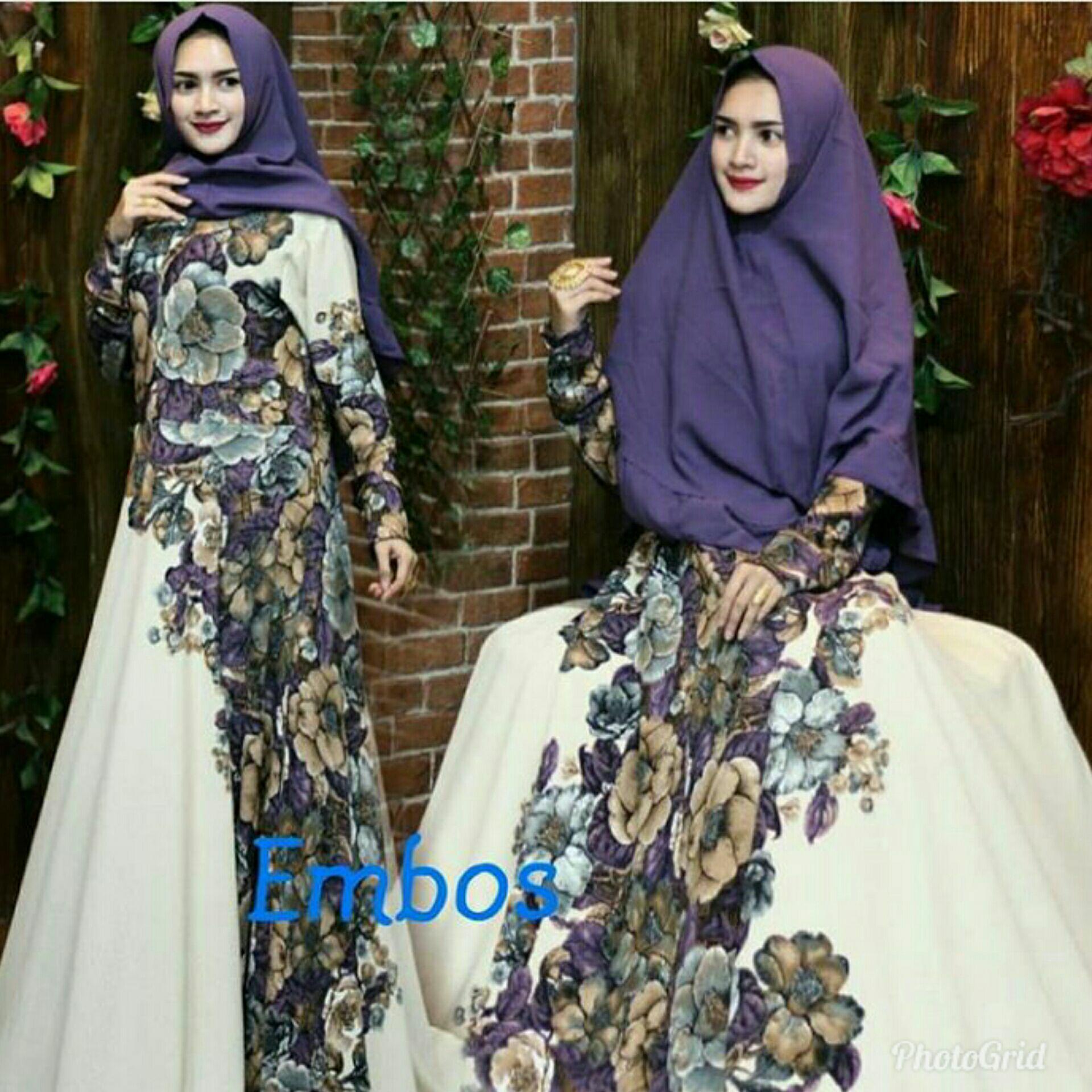Toko Nurulcollection Baju Pakaian Dress Gaun Murah Gamis Syari Terbaru Gamis Premium Monalisa Gamis Motif Gamis Busui Online Di Indonesia