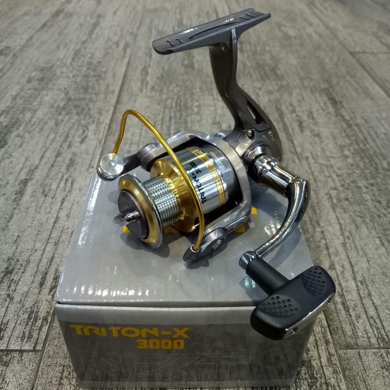 Alat Pancing Reel Murah  Next TritonX 3000 8 1 BB