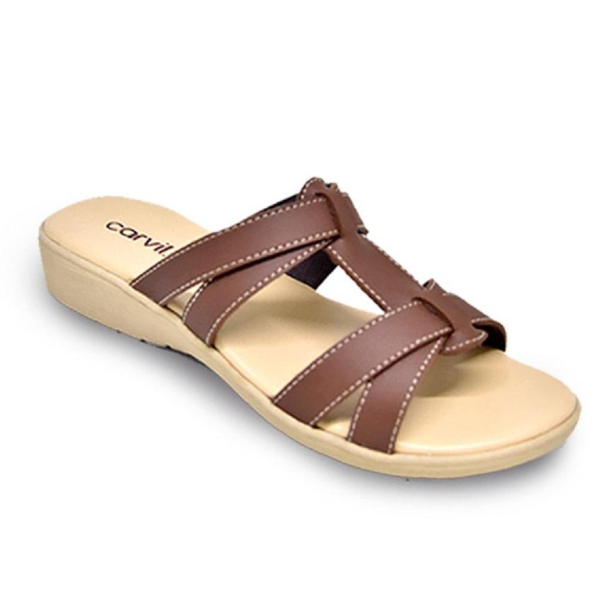 Beli Carvil Sandal Ladies Paula L Brown Kredit