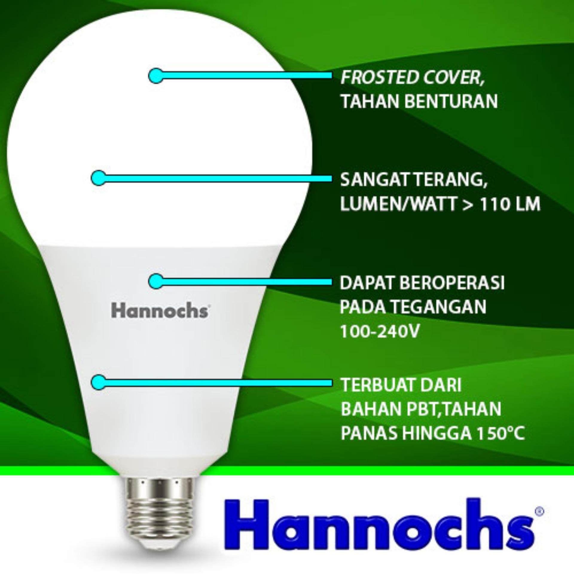 Detail Gambar Hannochs - Lampu LED Premier BIG - 28 watt - cahaya Putih Terbaru
