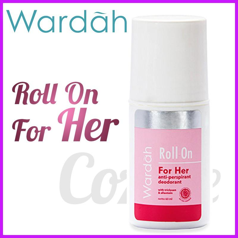 Wardah Roll On For Her